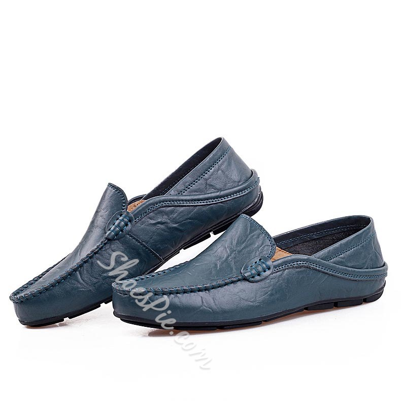 Shoespie Comfortable Sewing Men's Loafers