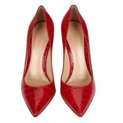 Shoespie Passionate Red Stiletto Heels
