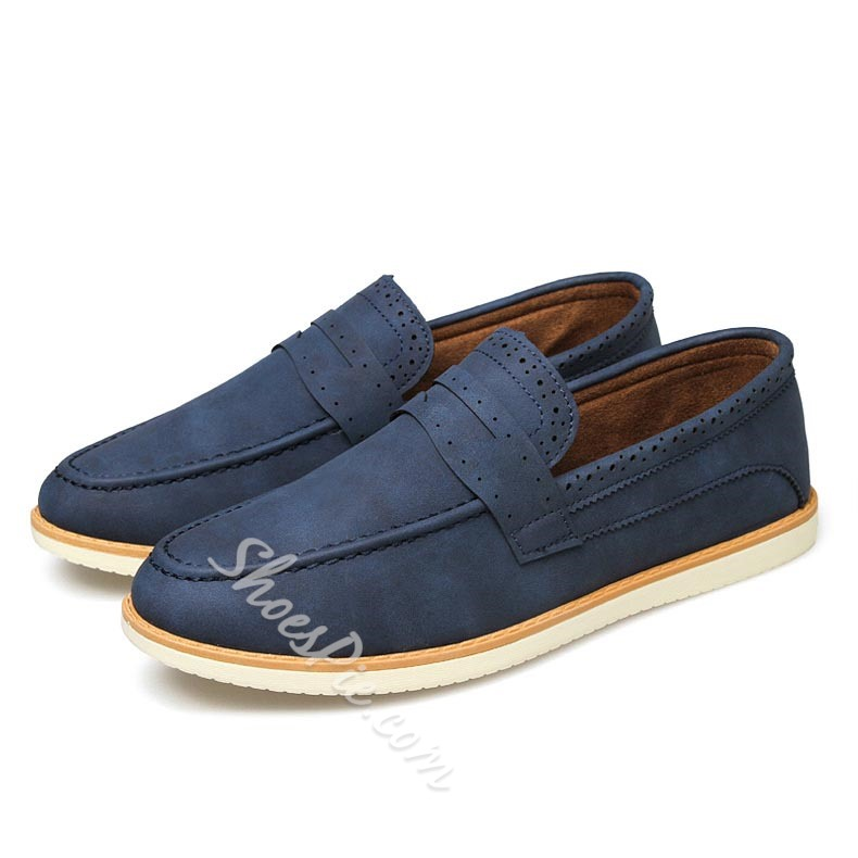Shoespie Simple Comfortable Men's Loafers