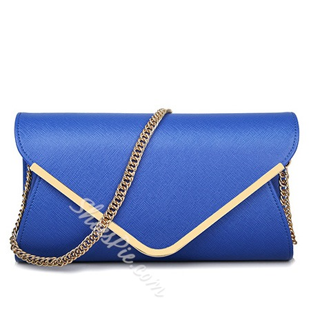 Shoespie Elegant Clutch With Chain