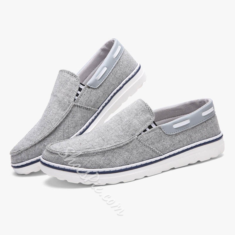 Shoespie Comfortable Cloth Men's Loafers