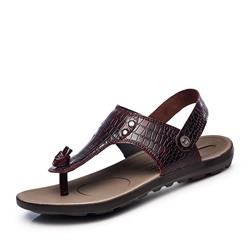 Shoespie Men's Thong Sandals