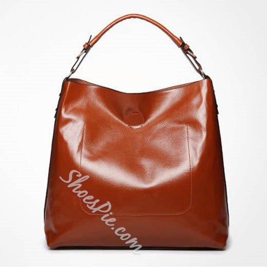 Shoespie Concise Style Trendy Large Tote Bag