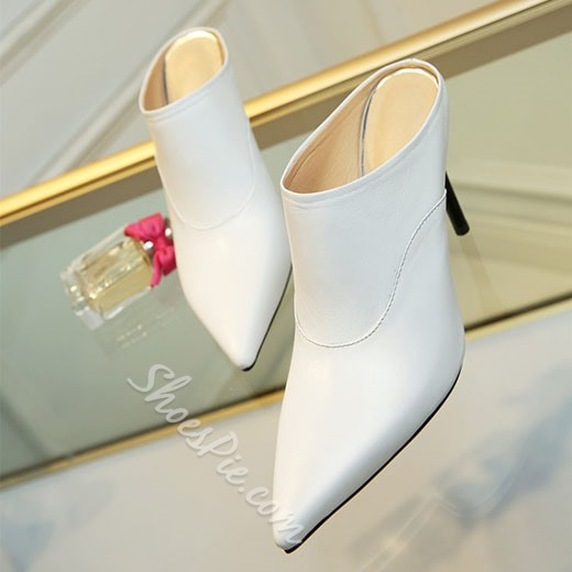 Shoespie Awesome Concise Style Mules Shoes