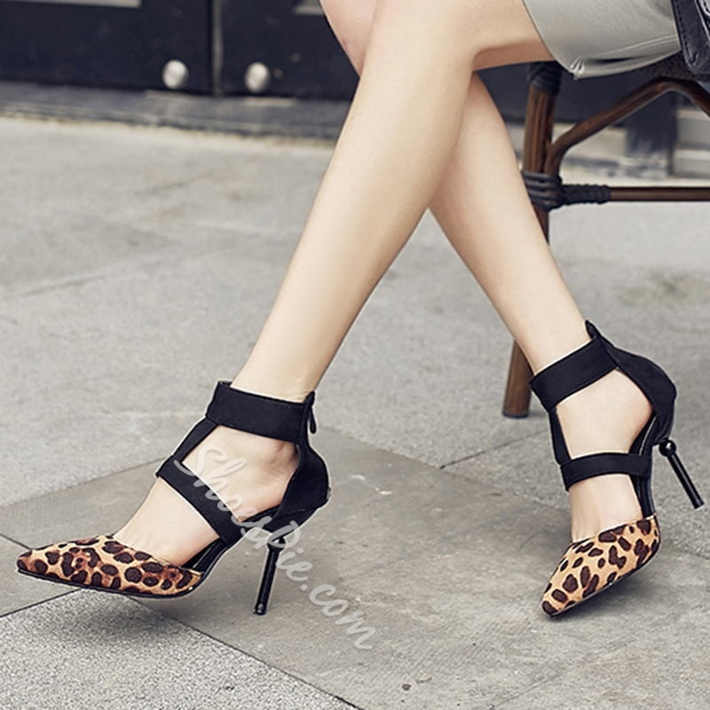 Shoespie Trendy Strange Heel Stiletto Heels