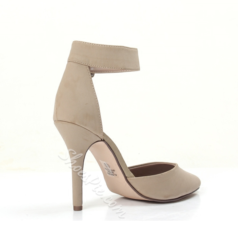 Shoespie Concise Style Stiletto Heels