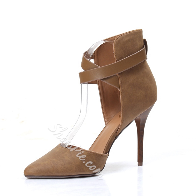 Shoespie High Quality Stiletto Heels