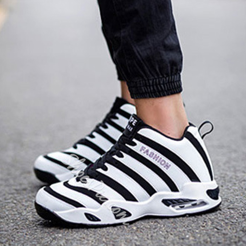 Shoespie Stripes Men's Sneakers