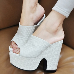 Shoespie New Arrival Wedge Sandals Mules