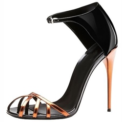 Shoespie Designer Ankle Wrap Dress Sandals