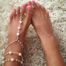 Shoespie Beading Anklets