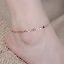 Shoespie Chic Chain Anklet (Single)