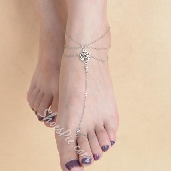 Shoespie Boho Anklets