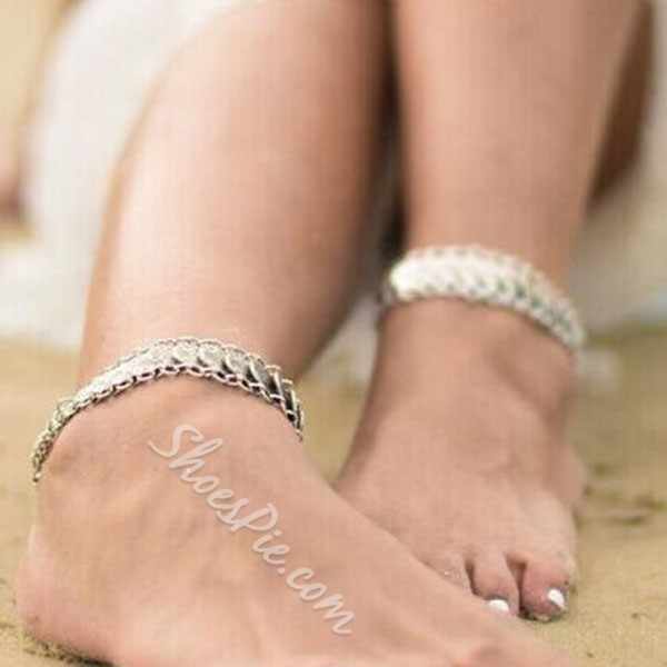 Shoespie Beach Anklets
