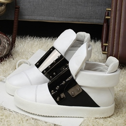 Shoespie Metal Squares Men's Sneakers