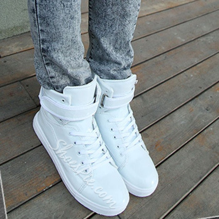 Shoespie Lace-Up Sneakers Fashion Shoes