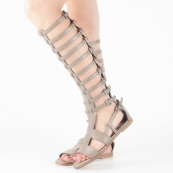 Shoespie Flat Gladiator Sandals