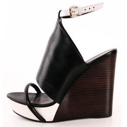 Shoespie Wooden Wedge Sandals