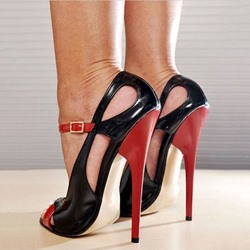 Shoespie Summer Sky High Stiletto Heels