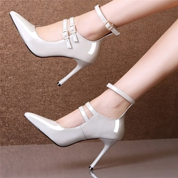 Shoespie Simple Life Stiletto Heels