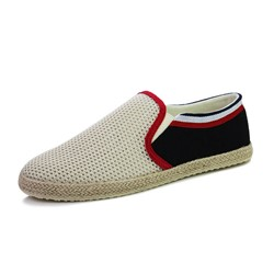 Shoespie Color Biock Mesh Men's Sneakers