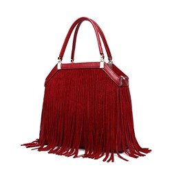 Shoespie Elegant High Quality Tassels Tote Bag