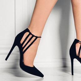 Shoespie Designers Strappy Stiletto Heels