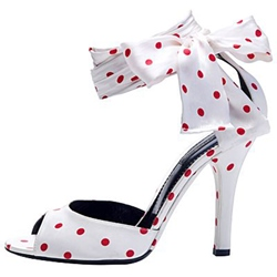 Shoespie Cute Dots Sandals