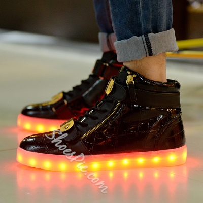 Shoespie Luminous Men's Sneakers