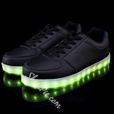 Shoespie Lumination Men's Skate Sneakers