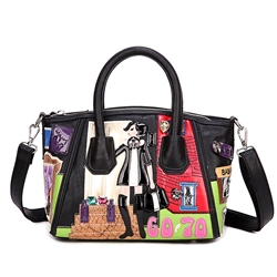 Shoespie Smart Savvy Street Tote Bag