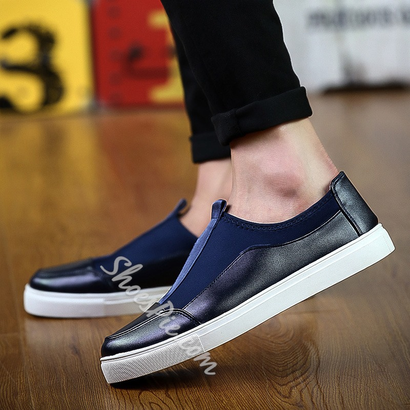 shoespie Patchwork Men's Sneakers