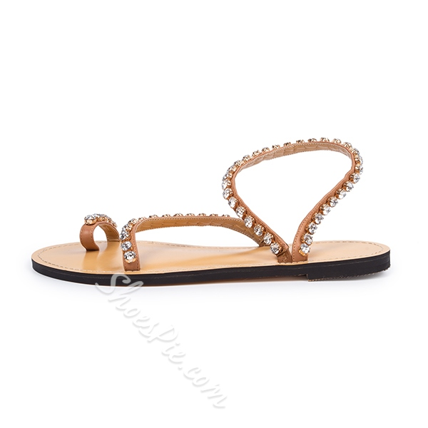 Shoespie New Arrival Boho Flat Sandals