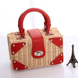 Shoespie Fashion Straw Bag