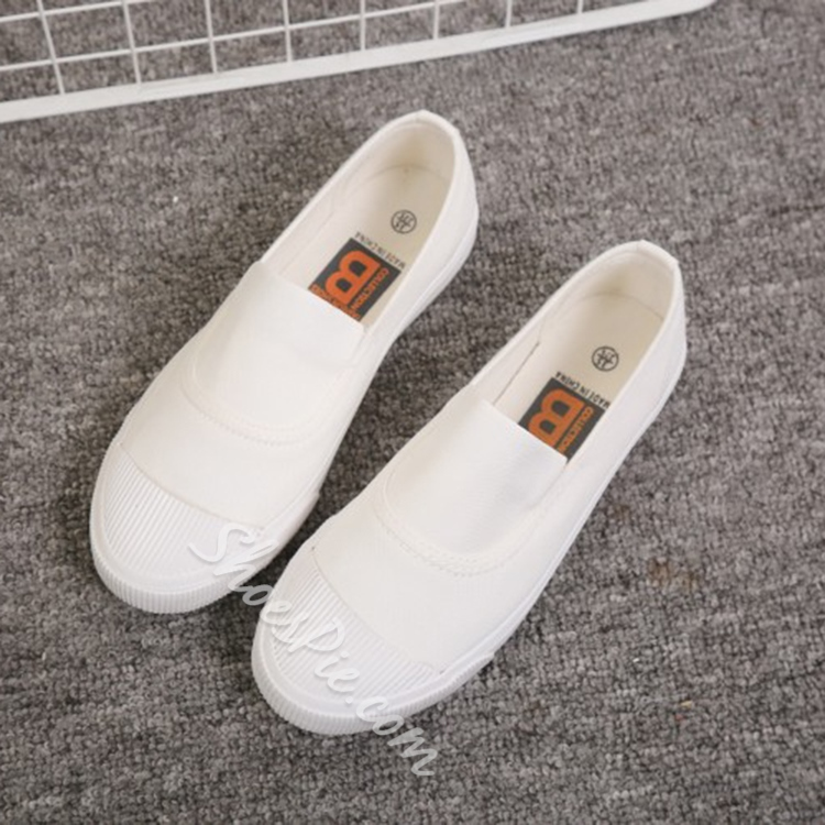 Shoespie Casual Round Toe Loafers