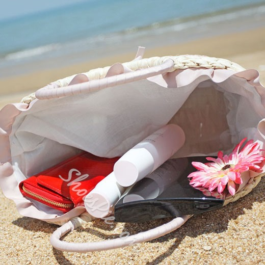 Shoespie Fashion Beach Straw Bag