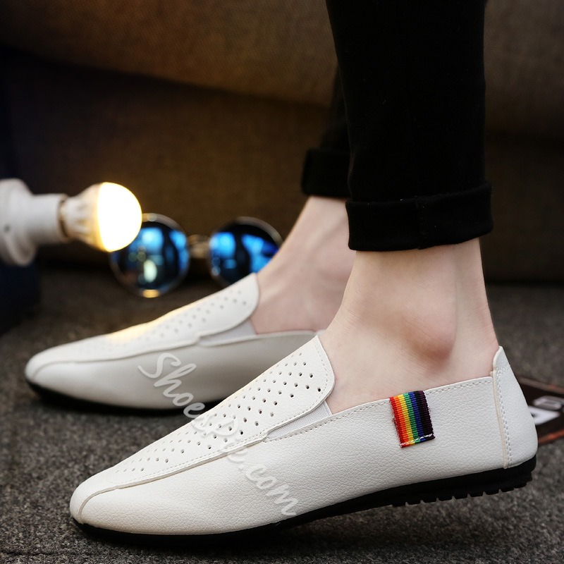 Shoespie Summer Soft Men Loafers