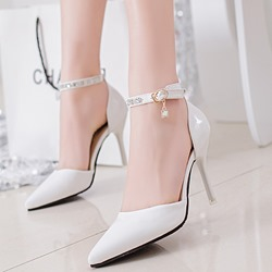 Shoespie Brisk Jewelled Stiletto Heels