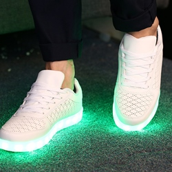 Shoespie New Arrival Luminous Outsole Men's Sneakers