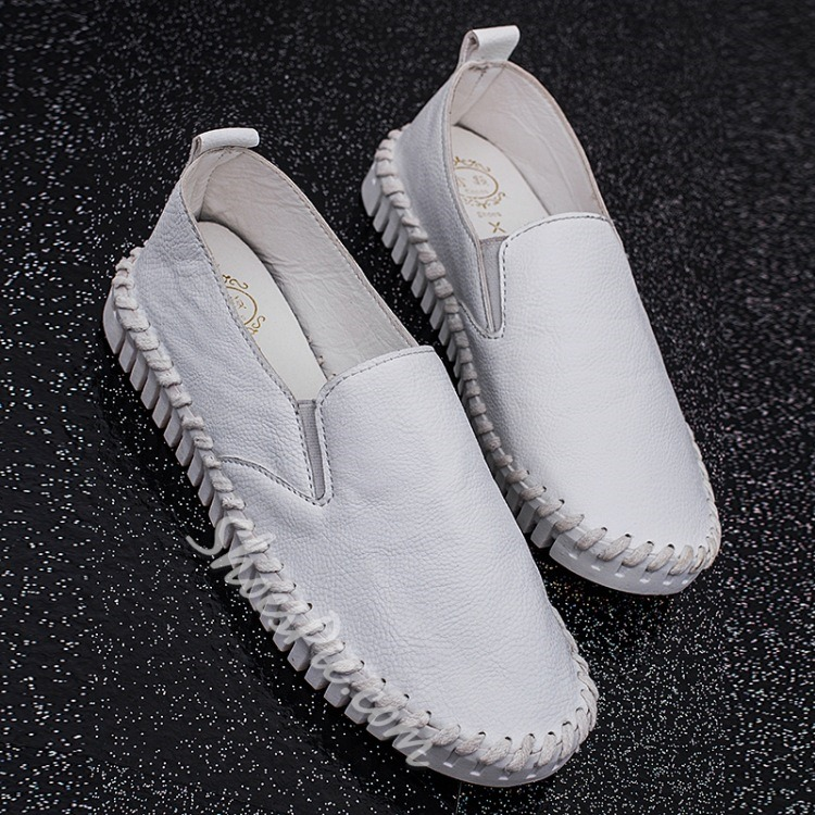Shoespie Soft Leather Loafers