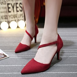 Shoespie Simply Chic Court Shoes