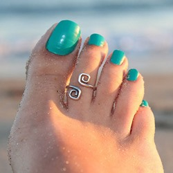 Shoespie Unique Toe Ring
