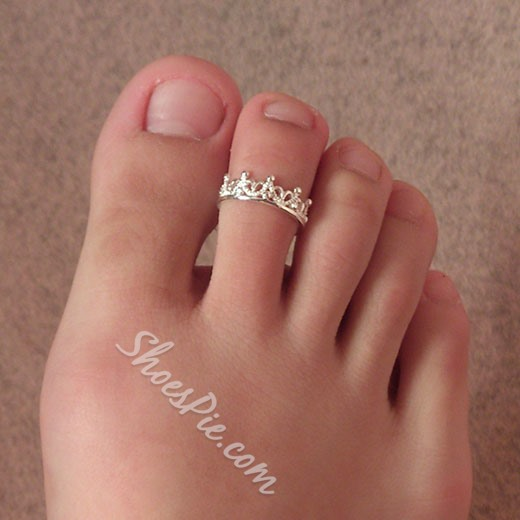 Shoespie Classy Toe Ring
