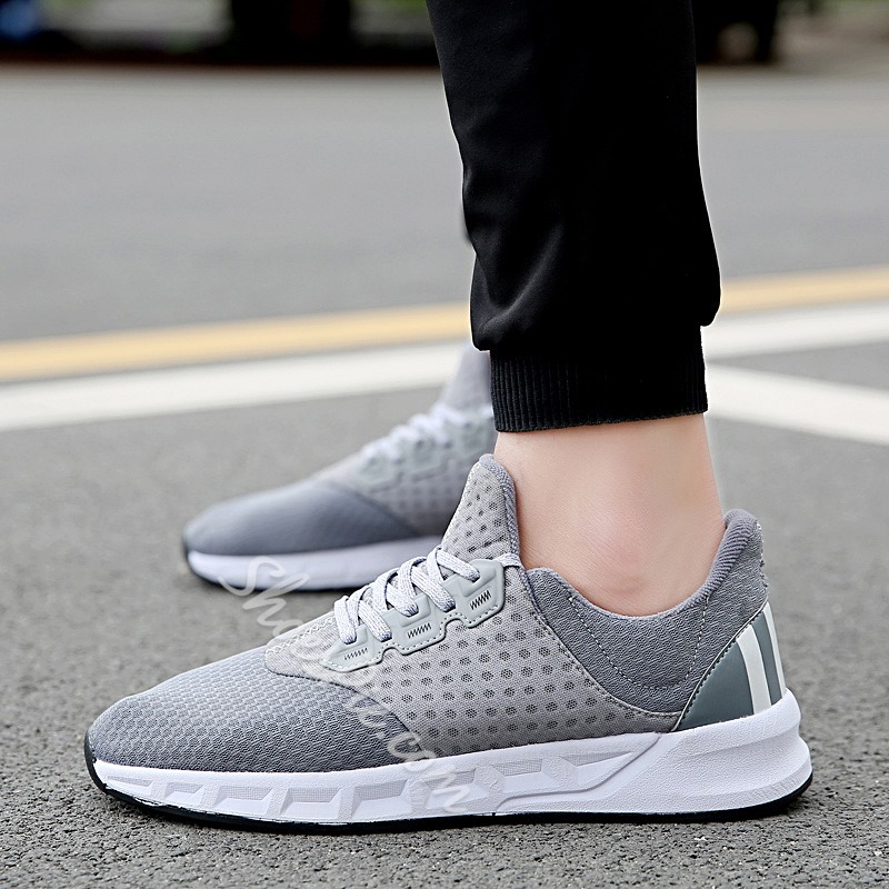 Shoespie Chic Mesh Men's Sneakers