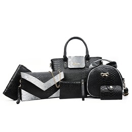 Shoespie Multi-functional Elegant Quality Bag Sets