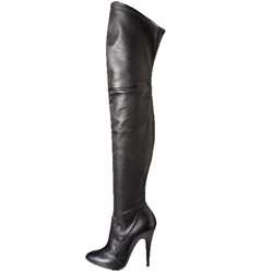 Gorgeous Black Stiletto Women Boots