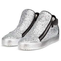 Shoespie Sequined Men's Sneakers