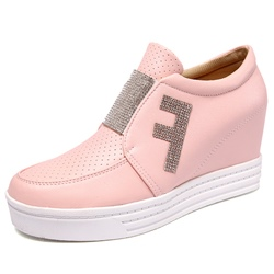 Shoespie Letters Sneakers