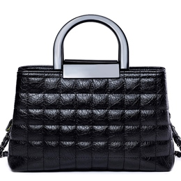 Shoespie Chic Quilted Handbag