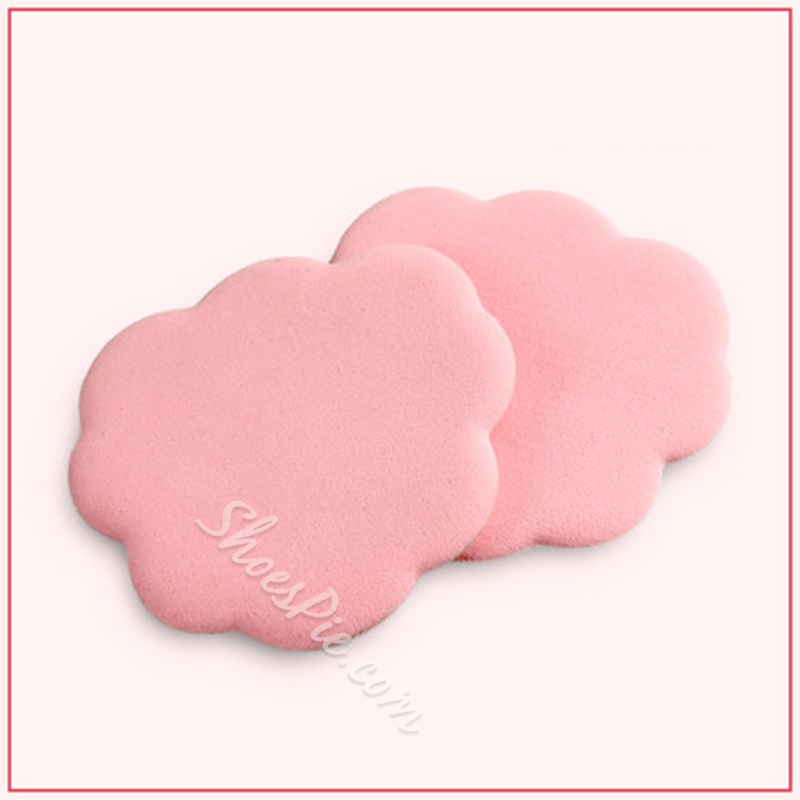 Shoespie Soft Pink Feet Cushion